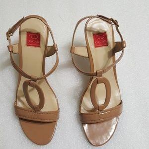 OSCAR DE LA RENTA women's high heels pump